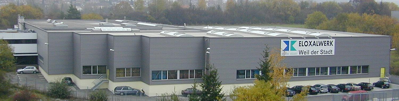 Firmengebäude Weil der Stadt Automotive